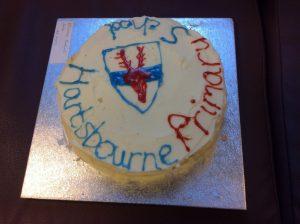 Hartsbourne Cake