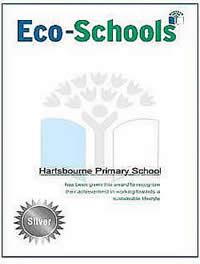 National Eco-Schools Silver Award