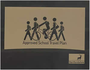 Schools Travel Plan - Gold Award